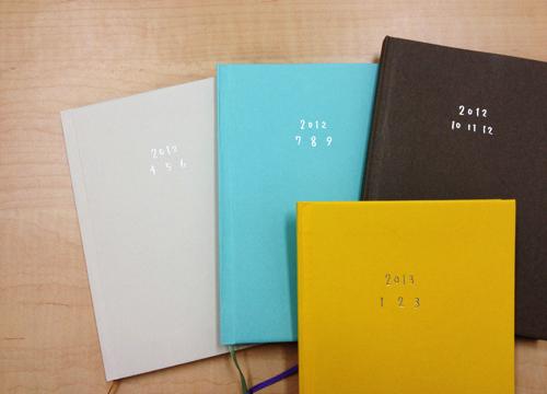 3×4手帳